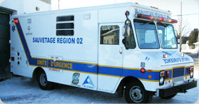 Ground search and rescue - Sauvetage02, Saguenay Lac-Saint-Jean