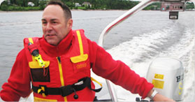 Nautical search and rescue - Sauvetage02, Saguenay Lac-Saint-Jean